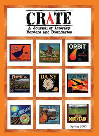 front cover of the first issue of CRATE