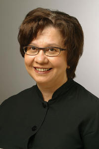 Ellen Wartella, professor of psychology and Executive Vice Chancellor