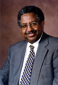 Dr. Haile Debas, former dean of the University of California, San Francisco, School of Medicine and former interim chancellor of the UCSF campus, will chair the External Advisory Board.