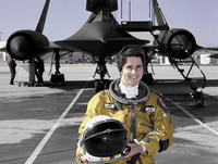Marta Bohn-Meyer's love of science led her to become the first woman to fly in the SR-71.