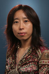 Xuemei Chen is an associate professor of plant cell and molecular biology in the Department of Botany and Plant Sciences at UC Riverside.