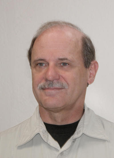 James Dieterich is a distinguished professor of geophysics in the Department of Earth Sciences. Photo credit: J. Dieterich.