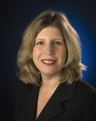 Angela Phillips Diaz, NASA executive, serving as special assistant to the chancellor for two years