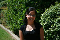 Susana Sanchez, this year's Rockefeller Brothers Fund Fellowship recepient.