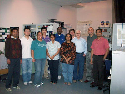 Members of the Nano-Device Laboratory.