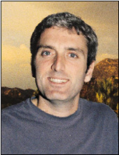 UC Riverside Professor of Computer Science Michalis Faloutsos