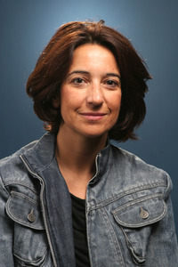 Karine Le Roch is an assistant professor of cell biology and neuroscience at UC Riverside.  Photo credit: UCR Strategic Communications.  (Another photo below.)