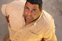 Professor of Creative Writing Chris Abani.