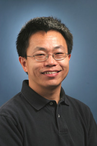 Yushan Yan, professor and chair of the UCR department of environmental and chemical engineering