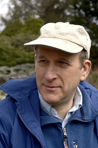 Richard Primack is a professor of biology at Boston University.  Photo credit: Boston University.  (Another photo below.)