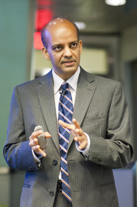 Apurva Sanghi is a senior economist at the World Bank.  Photo credit: World Bank.
