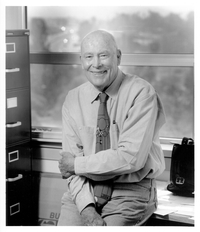 Francis Carney, founding faculty member at UC Riverside.
