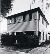 Harada House as it appeared in 1978<br />