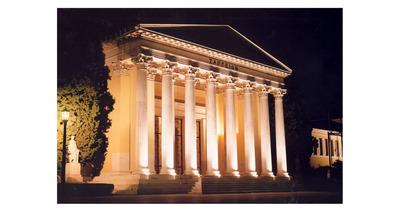 The museum dedicated to the Athens Games will be located in the neoclassical Zappeion building in the heart of Athens.