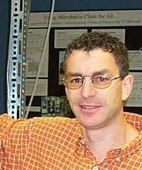 Marc Deshusses, associate professor of chemical and environmental engineering at UC Riverside.