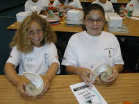 Students at the 2002 Healthy Body-Healthy Mind program at UC Riverside