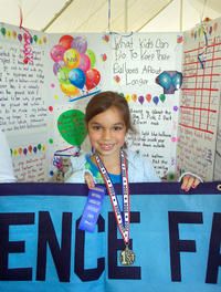 Science fair participation can lead to fame, if not fortune.