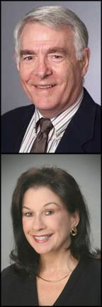 Douglas Mithcell (top), Linda Scott-Hendrick (bottom)