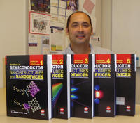Alexander Balandin and his Handbook of Nanoscience