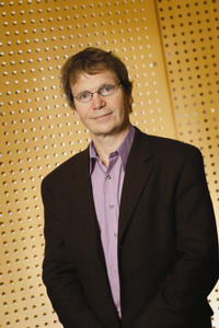 Bernhard �. Palsson, the Galetti Professor of Bioengineering at UC San Diego. Photo credit: Jacobs School of Engineering, UC San Diego.