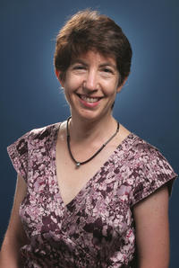 Marlene Zuk is an evolutionary biologist at UCR. Photo credit: UCR Strategic Communications.