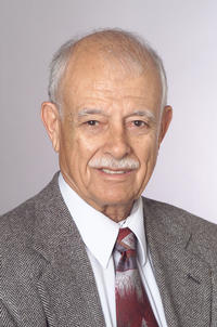 Mir S. Mulla is a distinguished professor emeritus of entomology at UCR. Photo credit: UCR Strategic Communications.