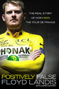 Landis will be available to sign the book that he has written about his cycling career.