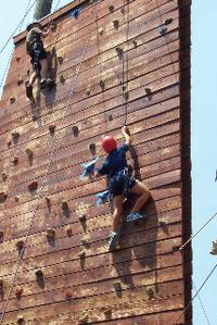 Students can reach great heights attending Healthy Bodies -- Healthy Minds at UCR this summer.