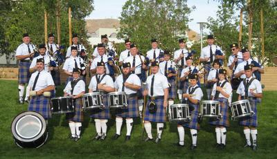 UCR Pipe Band