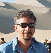 David Oglesby is an associate professor in the Department of Earth Sciences at UC Riverside.  Photo credit: Oglesby lab.