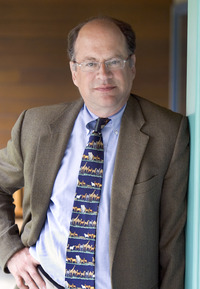 William H. Schlesinger is the president of the Cary Institute of Ecosystem Studies.  Photo credit: Cary Institute of Ecosystem Studies.