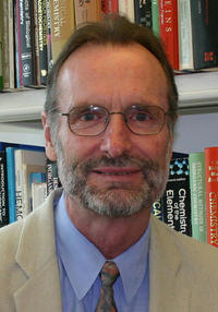 Christopher Reed, distinguished professor of chemistry