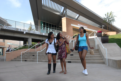"UC Riverside was ranked 44th on a list called ""Great Schools, Great Price,"" in the U.S. News and World Report ratings, released this week. Photo by Carrie Rosema"