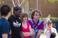Student enrollment at UCR surpassed 20,000 in fall 2010. Photo by Steve Brazill