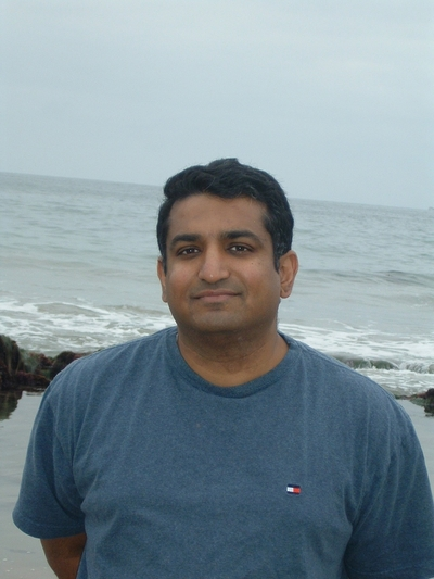 Srikanth Krishnamurthy, a professor of computer science and engineering.