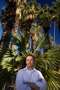 Mark Hoddle is the director of the Center for Invasive Species Research at UC Riverside.  Photo credit: L. Duka.