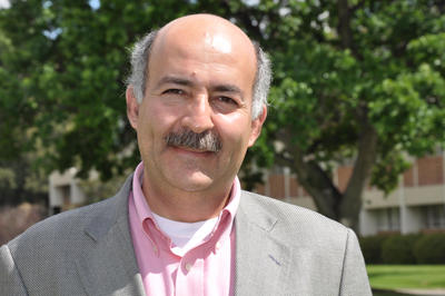 Professor Bahram Mobasher teaches astronomy at UCR