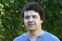 Maxim Bazhenov is an associate professor of cell biology and neuroscience at UC Riverside.  Photo credit: UCR Strategic Communications.  (Another photo below.)