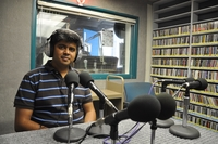 Anand Ray, an assistant professor of entomology, was recently interviewed by NPR's Science Friday using the ISDN line at KUCR.