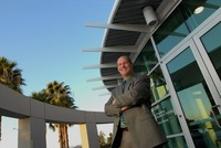 Matthew Barth, the principal investigator on the project and the director of UC Riverside's Center for Environmental Research and Technology at the Bourns College of Engineering
