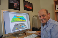 James Dieterich is a distinguished professor of geophysics at UC Riverside.  Photo credit: UCR Strategic Communications.