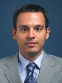 Anastasios Mourikis, an assistant professor of electrical engineering