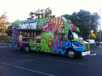 Dining Services expects to see long lines at the Culinary Chameleon food truck when it makes its debut in mid-January.