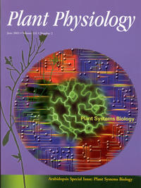 The June 2003 issue of <i>Plant Physiology</i> contains significant contributions made by UCR faculty and staff.  (Cover design: Jocelyn Brimo, CEPCEB).