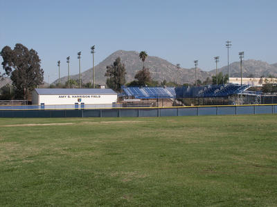 UCR's Amy S. Harrison Field