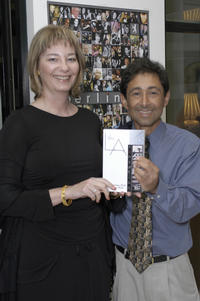 The authors, Lisa Iyer and Armen Antonian