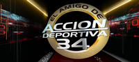 A friend of Sports Action, logo for KMEX sports coverage