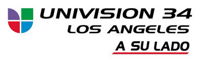 logo for Univision's Los Angeles news operation,